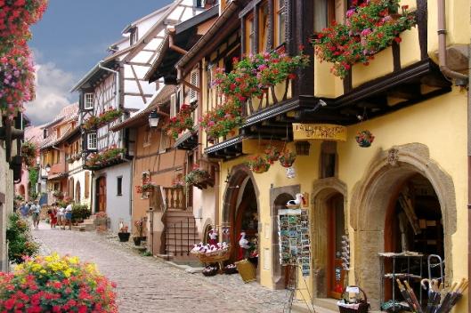 Eguisheim France Tourism