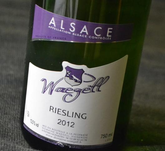 riesling 2012
