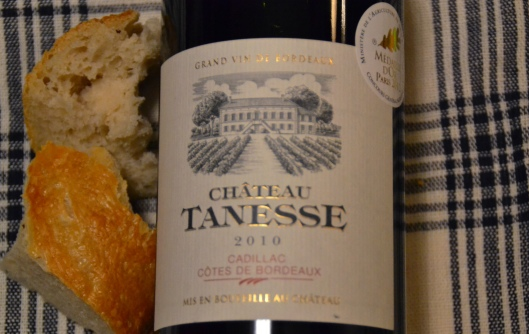 chateau tanesse