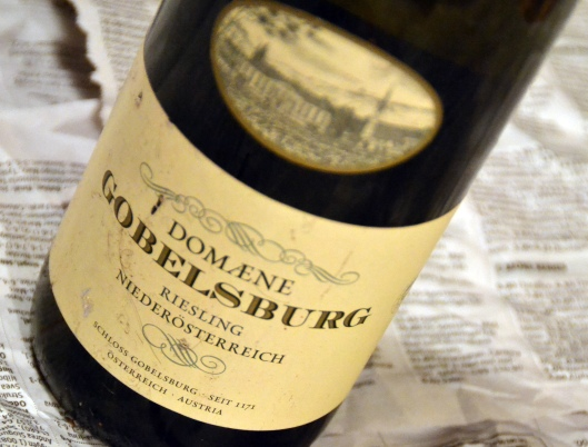 gobelsburg riesling