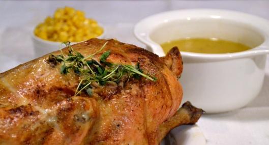 helstekt kyckling