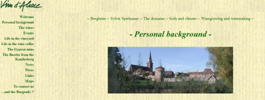 Skärmklipp Sylvie Spielmann