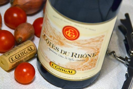 cotes du Rhone Guigal