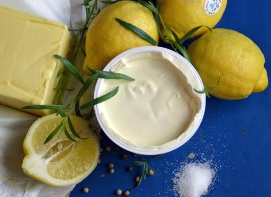 crème fraiche-bearnaise