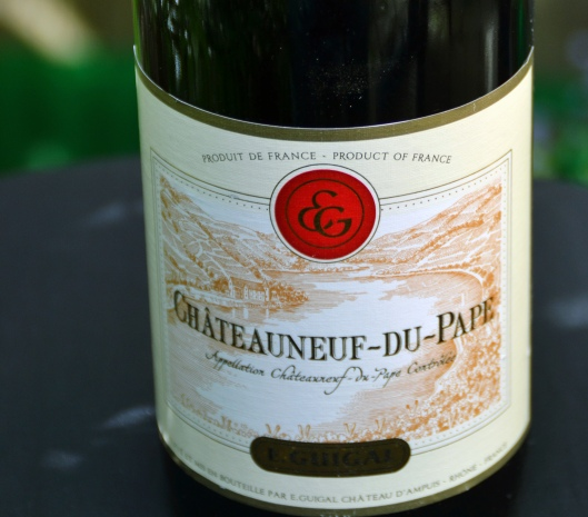 guigal chateauneuf