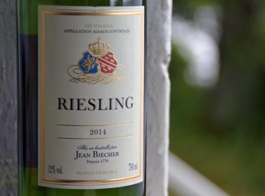 biecher riesling2014