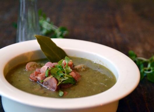 linssoppa från alsace